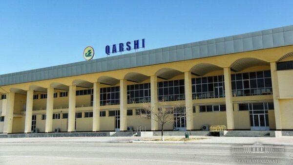 Mejdunarodnыy aeroport Karshi - Sputnik Oʻzbekiston