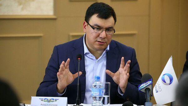 Глава государственного комитета по туризму Азиз Абдухакимов - Sputnik Ўзбекистон