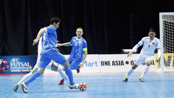 Сборная Узбекистана по футзалу обыграла Вьетнам на чемпионате Азии - Sputnik Узбекистан