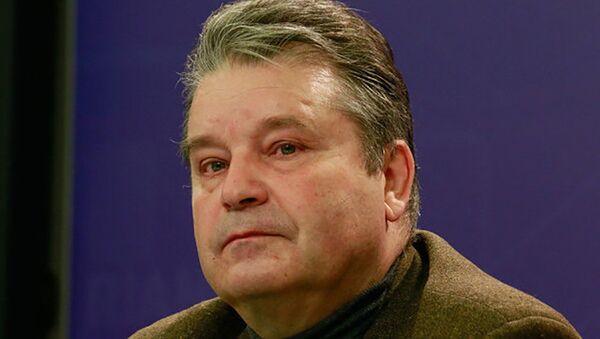 Борис Шмелев - Sputnik Узбекистан