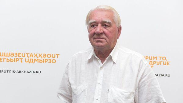 Вице-президент Олимпийского комитета Абхазии, судья международной категории Валерий Барциц - Sputnik Узбекистан