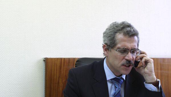 Информатор WADA — экс-руководитель Московской антидопинговой лаборатории Григорий Родченков - Sputnik Узбекистан