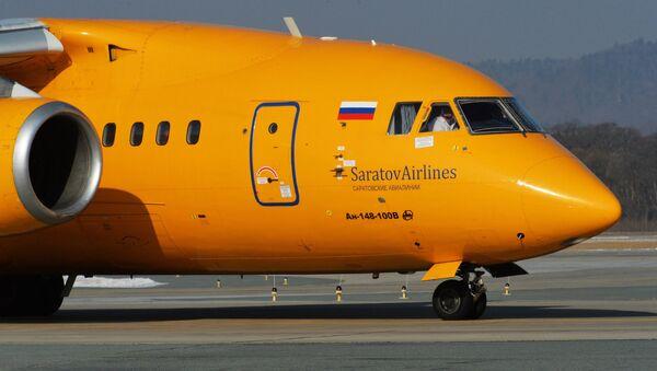 Самолет Ан-148 - Sputnik Узбекистан