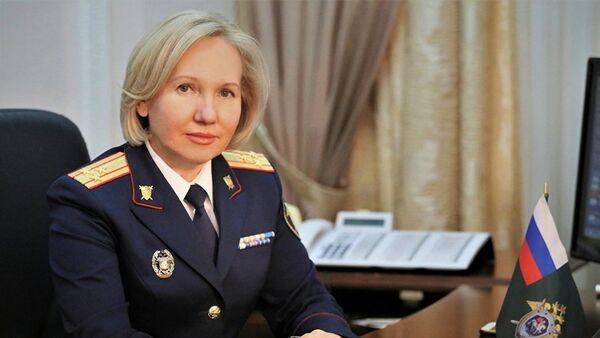 Руководитель отдела по взаимодействию со СМИ Следственного комитета России Светлана Петренко - Sputnik Узбекистан