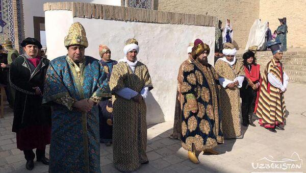 Госкомтуризма предлагает туристам погрузиться в эпоху Бухарского Эмирата - Sputnik Узбекистан