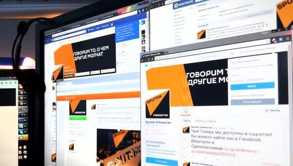 Sputnik Uzbekiston ijtimoiy tarmoqlarda - Sputnik Oʻzbekiston