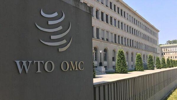 Штаб-квартира Всемирной торговой организации ВТО - Sputnik Ўзбекистон