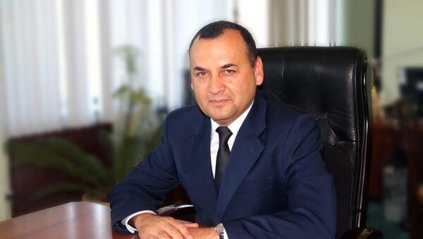 Глава МЧС Узбекистана Рустам Джураев - Sputnik Узбекистан
