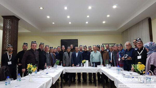 Delegatsiya iz Turtsii posetila Uzbekistan - Sputnik Oʻzbekiston