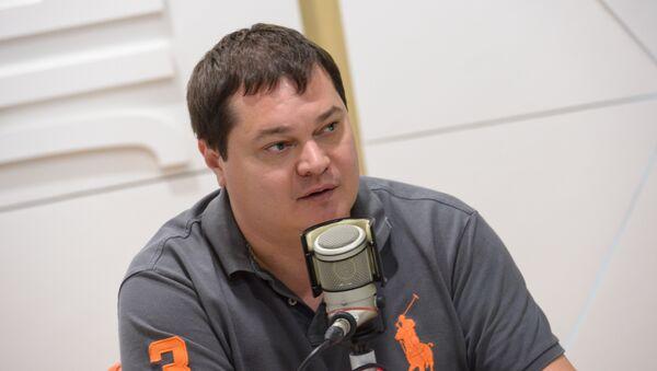 Андрей Малосолов - Sputnik Узбекистан