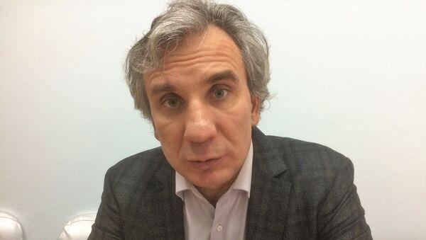Депутат Госдумы РФ Ирек Зиннуров - Sputnik Узбекистан