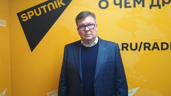 Алексей Мартынов - Sputnik Ўзбекистон