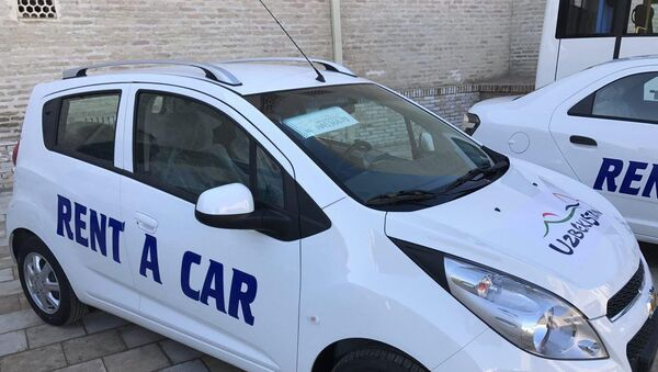 В Узбекистане появится услуга аренды автомобиля - Sputnik Узбекистан