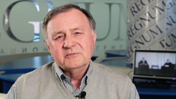 Эксперт по проблемам стран Ближнего Востока и Кавказа Станислав Тарасов - Sputnik Узбекистан