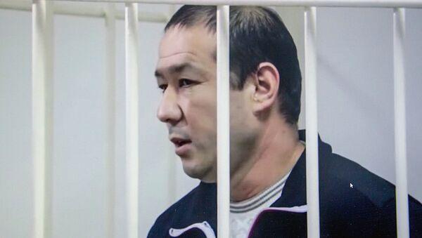 Ахмад Турсунбаев (фото сделано с экрана монитора) - Sputnik Узбекистан