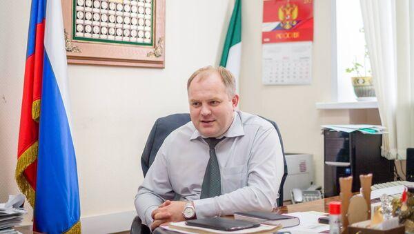 Александр Шатилов - Sputnik Узбекистан