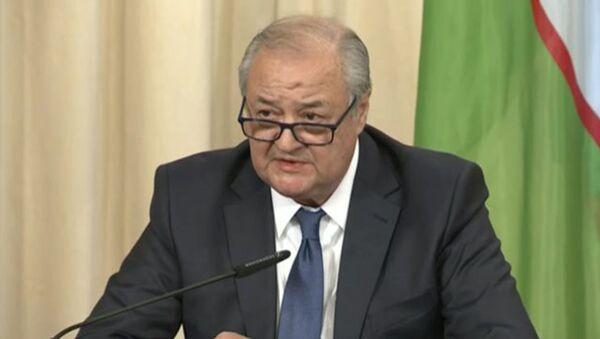 Kamilov: voyennogo resheniya situatsii v Afganistane net - Sputnik Oʻzbekiston