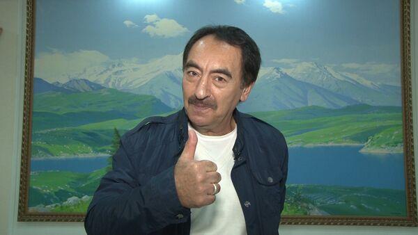 Казым Каюмов пожелал удачи участникам конкурса Ты супер - Sputnik Узбекистан