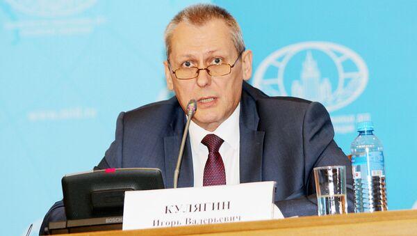 Первый заместитель руководителя аппарата Национального антитеррористического комитета (НАК) Игорь Кулягин - Sputnik Узбекистан