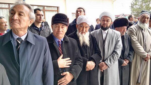 Открытие КПП на таджикско-узбекской границе, связующего Самарканд и Пенджикент - Sputnik Ўзбекистон
