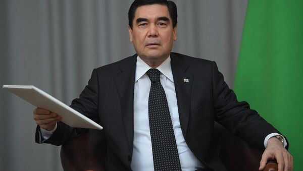Президент Туркмении Гурбангулы Бердымухамедов - Sputnik Узбекистан