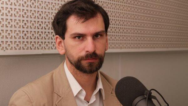Дмитрий Александров, архивное фото - Sputnik Ўзбекистон
