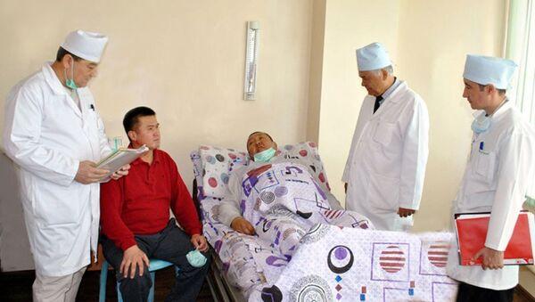 Операция по пересадке почки в Узбекистане - Sputnik Узбекистан