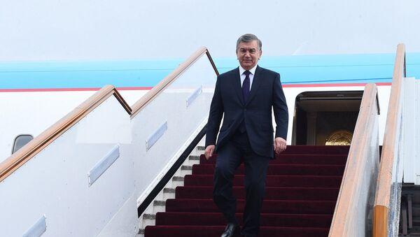 Vizit Shavkata Mirziyoyeva v Tadjikistan - Sputnik Oʻzbekiston