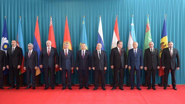 MDH rahbarlari uchrashuvi - Sputnik Oʻzbekiston