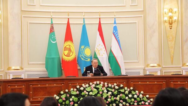 Президент Казахстана Нурсултан Назарбаев - Sputnik Ўзбекистон