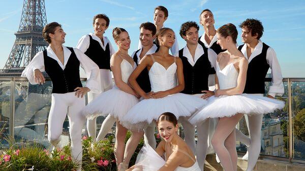 Балетная труппа Парижской национальной оперы Opera de Paris - Sputnik Узбекистан