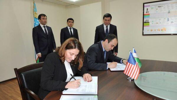 Секретная служба США и Генеральная прокуратура Узбекистана сотрудничают в борьбе с транснациональными финансовыми преступлениями - Sputnik Ўзбекистон