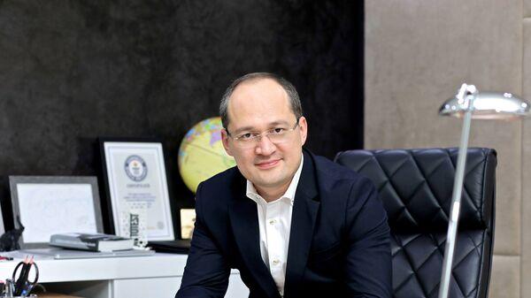 Пресс-секретарь президента Узбекистана Комил Алламжонов - Sputnik Ўзбекистон