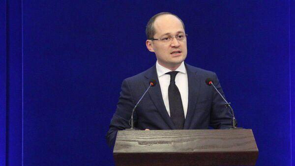 Пресс-секретарь президента Узбекистана Комил Алламжонов - Sputnik Узбекистан