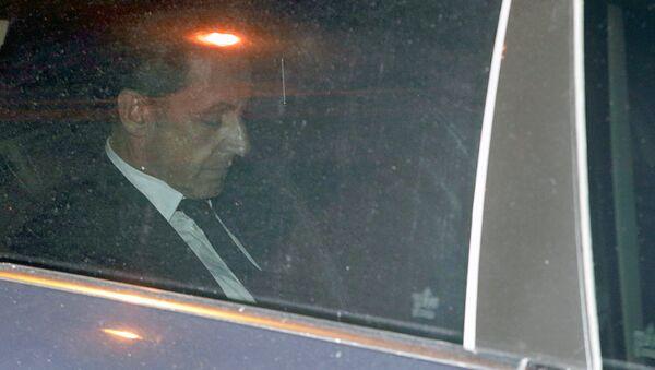 Бывший президент Франции Николя Саркози - Sputnik Узбекистан