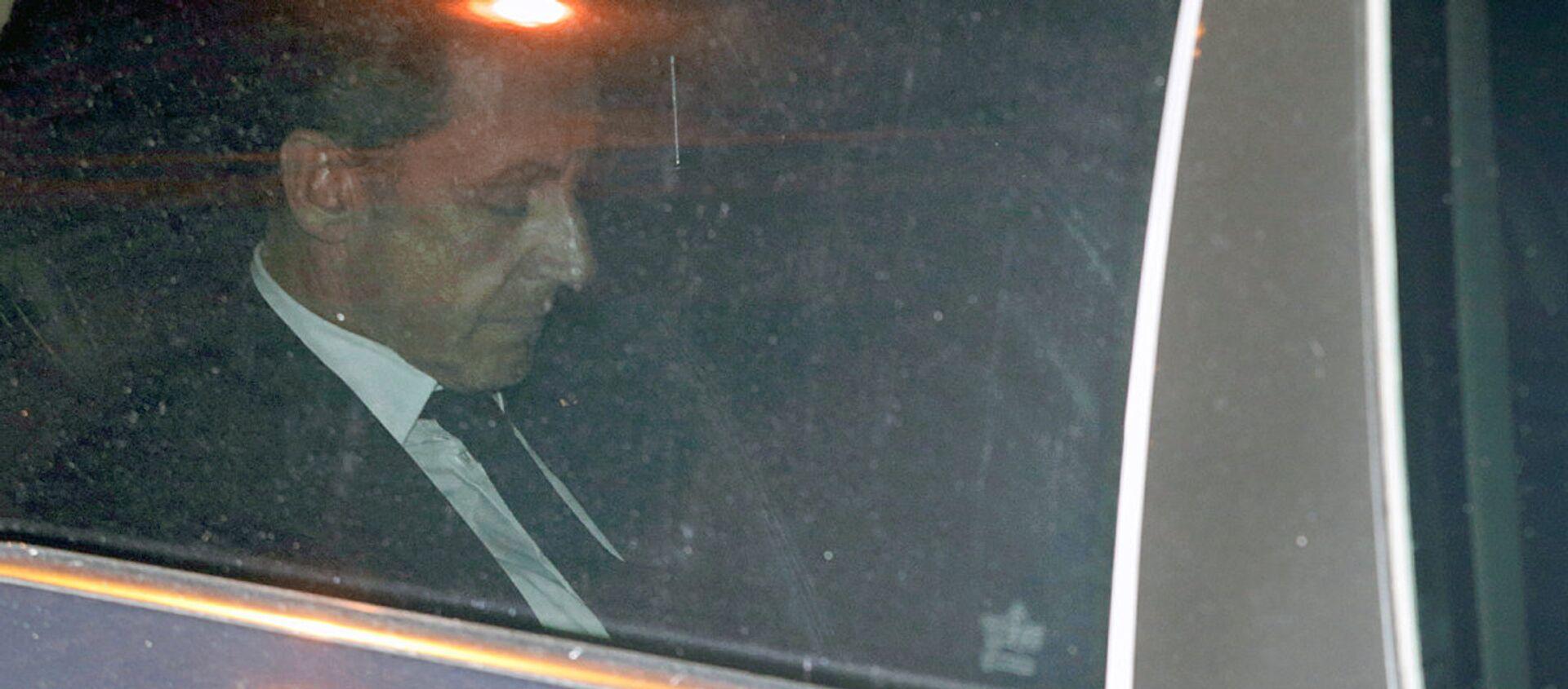 Бывший президент Франции Николя Саркози - Sputnik Узбекистан, 1920, 01.03.2021