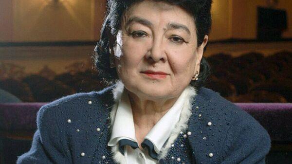 Дильбар Абдурахманова - народная артистка СССР, первая в Узбекистане женщина дирижер - Sputnik Ўзбекистон