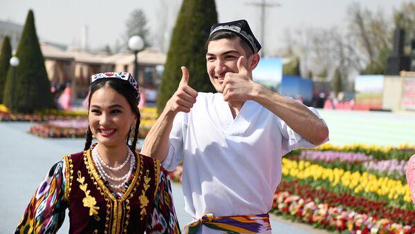 Празднование Навруза в Ташкенте - Sputnik Ўзбекистон