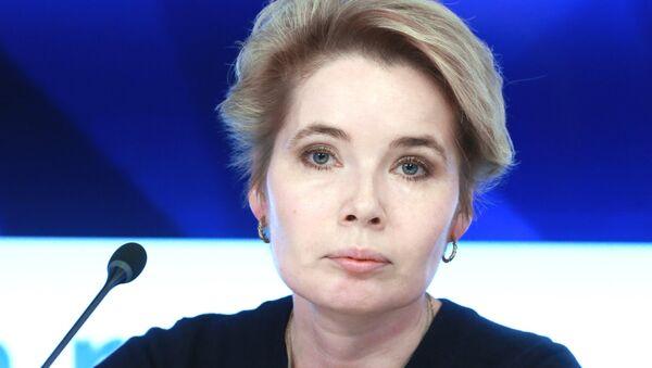 Надежда Узунова - Sputnik Узбекистан