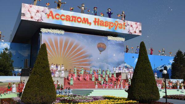 Навруз в Ташкенте: ярко, солнечно и вкусно - Sputnik Ўзбекистон