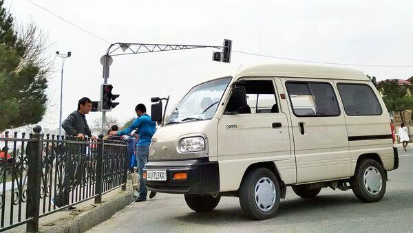 Avtomobil Damas - Sputnik Oʻzbekiston