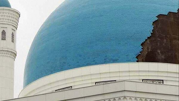 Masjid - Sputnik Oʻzbekiston