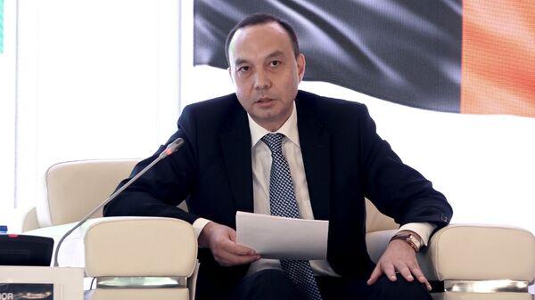 Директор Информационно-аналитического центра международных отношений Элдор Арипов - Sputnik Узбекистан