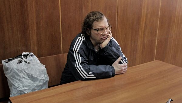 Основатель финансовой пирамиды МММ Сергей Мавроди - Sputnik Ўзбекистон