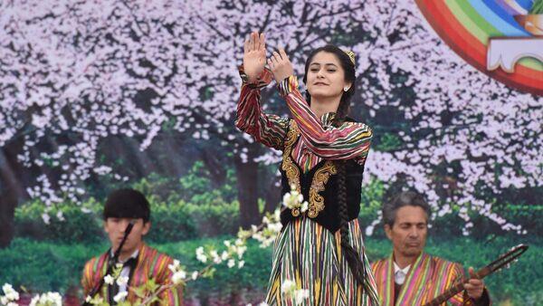 Празднование Навруза в Душанбе - Sputnik Узбекистан