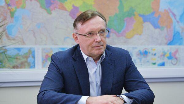 Генеральный директор ПАО КамАЗ Сергей Когогин - Sputnik Узбекистан