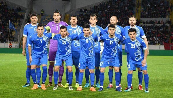 Сборная Узбекистана по футболу - Sputnik Узбекистан