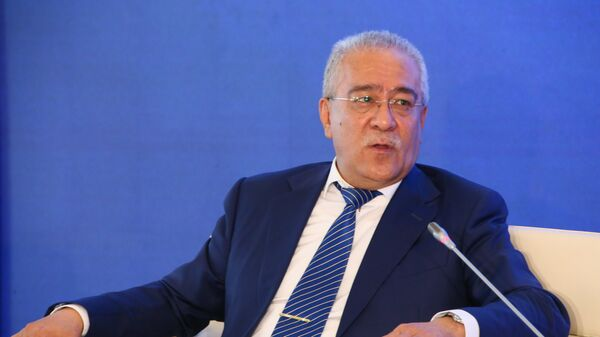 Спецпредставитель президента Узбекистана в Афганистане Исматулла Иргашев - Sputnik Ўзбекистон