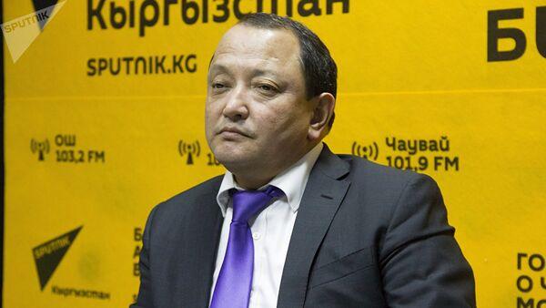 Сабырбек Жумабеков - Sputnik Узбекистан