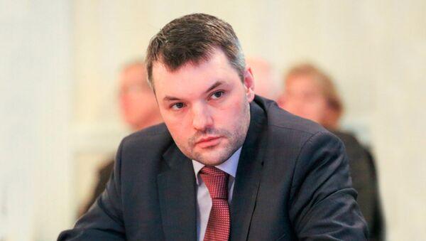 Дмитрий Солонников  - Sputnik Узбекистан